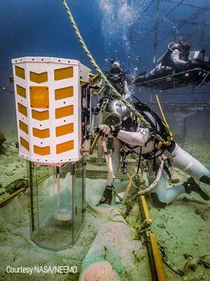 TEKDiveUSA.2016-The NASA NEEMO Project: Exploring Human Spaceflight Dynamics Underwater