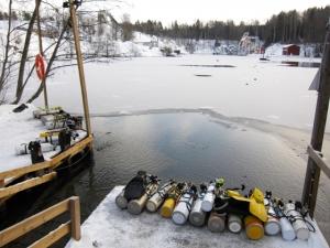 Ojamo mine Finland