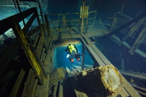 TEKDiveUSA.2016- WWII war wrecks of Gulf of Finland