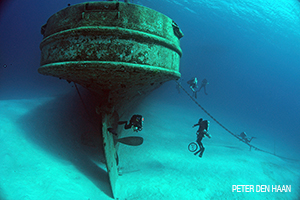 How popular is Technical Diving? A statistical look at the size of the Technical Diving Market