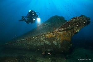 TEKDiveUSA.2016- Wreck and Cave Diving In Italy